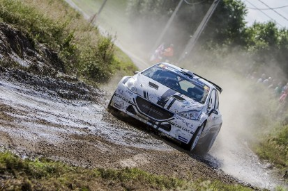 British Rally Championship firms up Ypres Rally for 2017 calendar