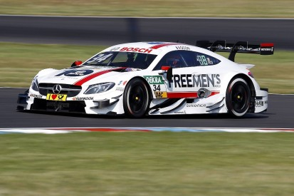 Mercedes replaces Manor F1 driver Ocon with Rosenqvist in DTM