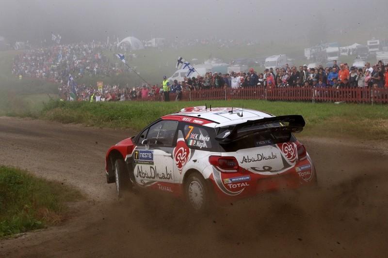 VW WRC boss questions value of Kris Meeke's Rally Finland win