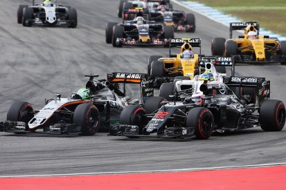 McLaren 'the spoiler' in Force India and Williams's 2016 F1 battle