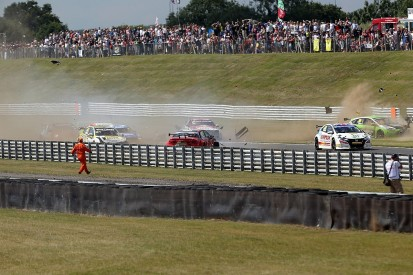BTCC adds race ban provision to rules after Snetterton crashes