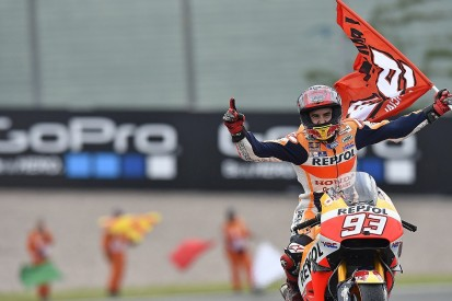 Marc Marquez wary of over confidence in MotoGP title battle