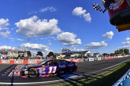 NASCAR Watkins Glen: Denny Hamlin takes maiden Cup road course win