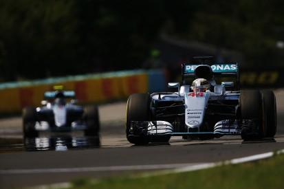Lewis Hamilton: Engine woe gives F1 rival Nico Rosberg a free race