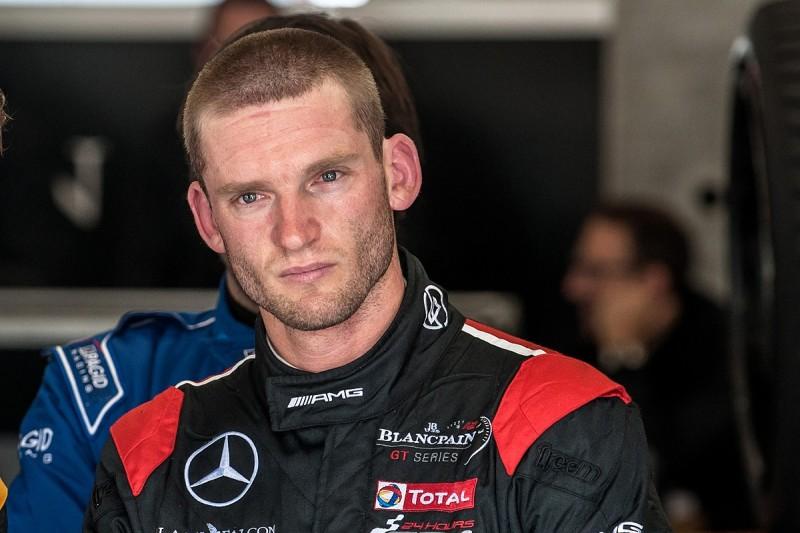 Ex-DTM racer Maro Engel replaces Mike Conway in Venturi Formula E team