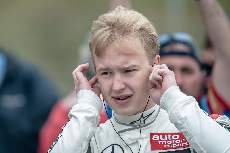 Force India F1 junior Mazepin has learned from F3 paddock assault