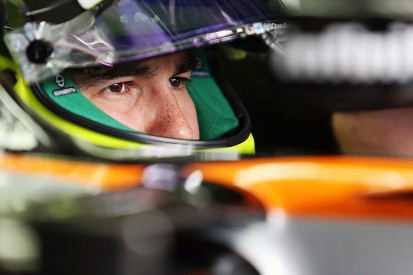 Sergio Perez's Formula 1 future to be shaped by his sponsors