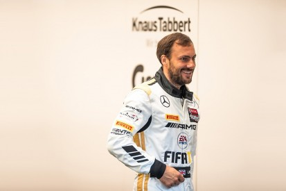 DTM racer Gary Paffett wants to do more GT Racing after Spa 24H debut