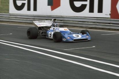 Chris Amon's greatest drive - 1972 French GP