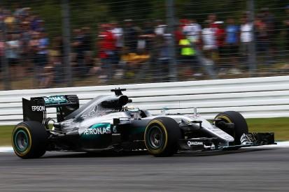Mercedes F1's Hamilton 'unbeatable on a good day', boss Wolff says