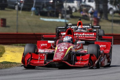 Dixon hits out at Castroneves after Mid-Ohio IndyCar collision