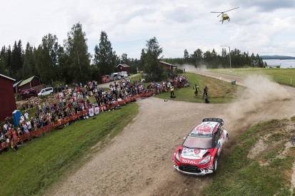 Only WRC title will beat Rally Finland win, Citroen's Meeke says