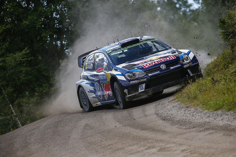VW's Latvala admits he was too cautious in WRC Rally Finland