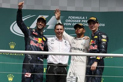German Grand Prix post-race press conference full transcript
