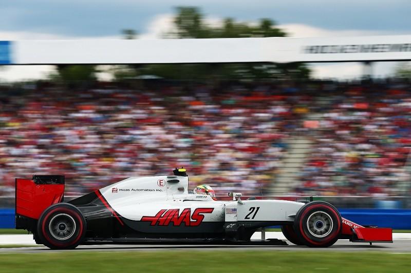 Esteban Gutierrez plans Daniel Ricciardo talks after criticism