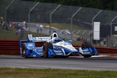 IndyCar leader Simon Pagenaud feared back pain would sideline him