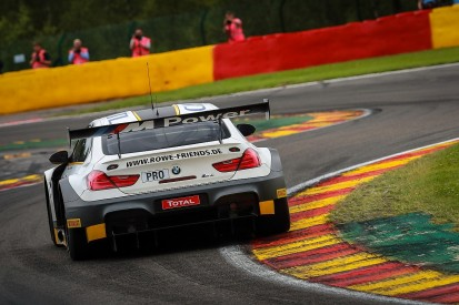 Spa 24 Hours: BMW leads Bentley into final quarter of the race