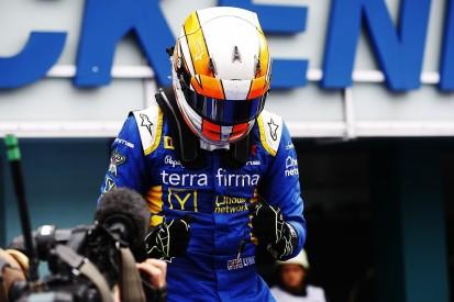 GP2 Hockenheim: Alex Lynn claims second victory of 2016