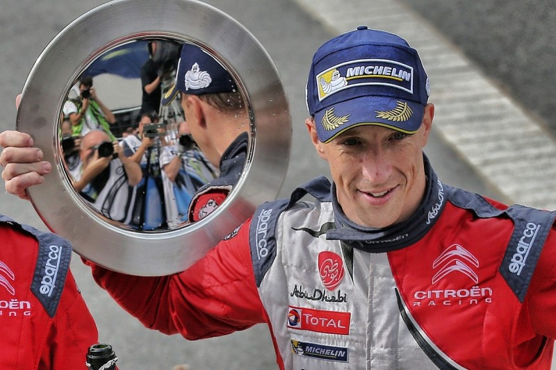 WRC Rally Finland: Kris Meeke becomes event's first British winner