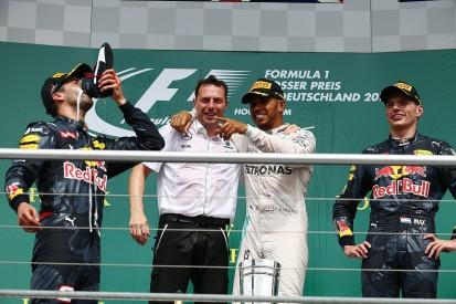 Lewis Hamilton stretches Formula 1 lead with German Grand Prix win