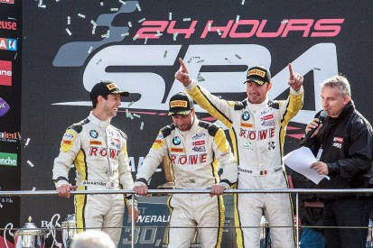 Spa 24 Hours Blancpain GT: Rowe BMW wins after long Bentley battle