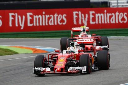 Ferrari didn't get German GP qualifying set-up right, Vettel says