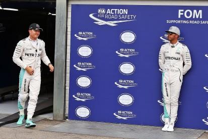 Lewis Hamilton kicking himself for German GP qualifying performance