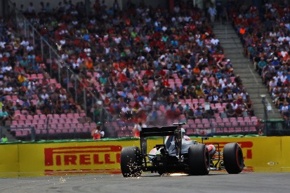 McLaren struggling to find balance in German Grand Prix weekend
