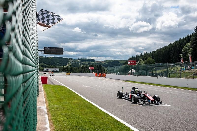 Spa European F3: BMW junior Eriksson breaks through for maiden win
