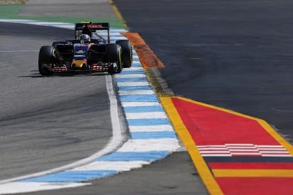 Toro Rosso's Sainz gets three-place German GP grid penalty