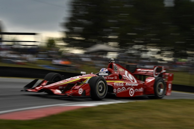 Mid-Ohio IndyCar: Dixon fastest again as Chevrolet dominates
