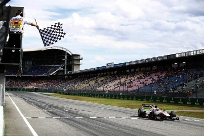 GP2 Hockenheim: Renault F1 tester Sirotkin wins despite extra stop