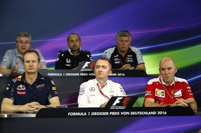 German GP Friday FIA F1 press conference full transcript