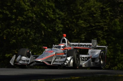 Mid-Ohio IndyCar: Will Power tops practice for Penske before rain