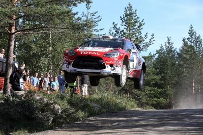 WRC Rally Finland: Kris Meeke adds to lead over Jari-Matti Latvala