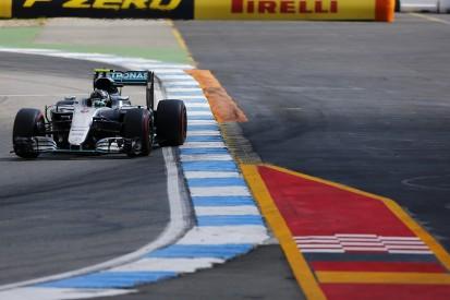 F1 German GP: Mercedes' Rosberg stays on top in FP3, rivals closer