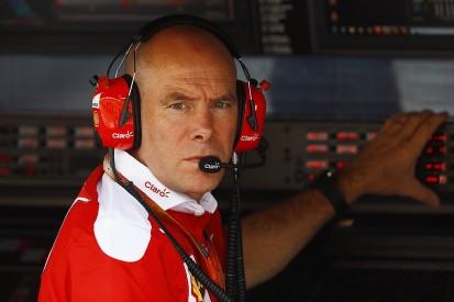 James Allison leaves a void at Ferrari F1 team - Jock Clear