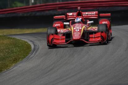 Mid-Ohio IndyCar: Ganassi's Dixon fastest in opening practice