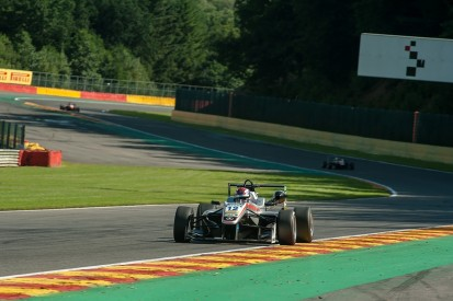 Spa European F3: George Russell storms to win, Prema struggles