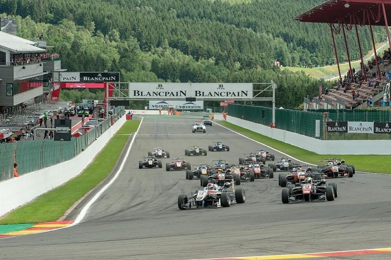 FIA bans windtunnel work in Formula 3 European Championship