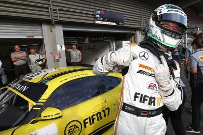 Spa 24 Hours: Mercedes dominates super pole qualifying