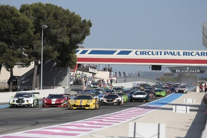 SRO launches new Blancpain GT Asian and European Southern Cups