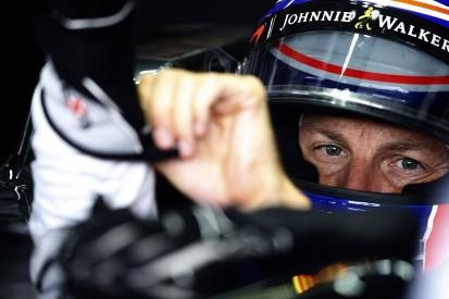 German GP: Brake fragment caused Button's eye problem