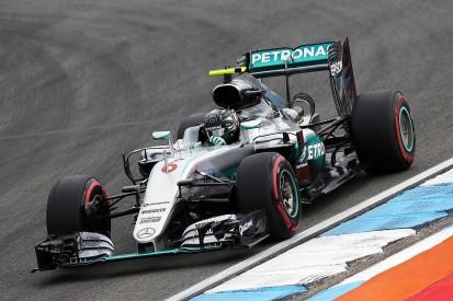F1 German GP: Mercedes' Rosberg fastest in FP1 on home soil