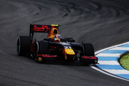 GP2 Hockenheim: Red Bull's Gasly continues run to lead practice