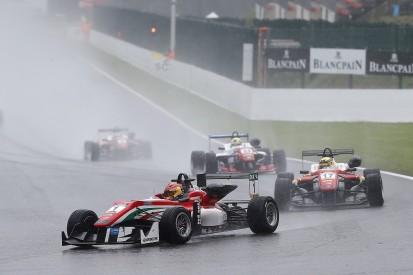 Spa European F3: Williams F1 junior Lance Stroll wins opening race