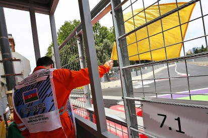 Red flags to replace double yellows in F1 qualifying sessions