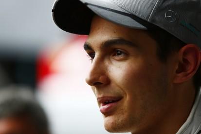 Mercedes junior Ocon in line for Manor F1 race seat after break