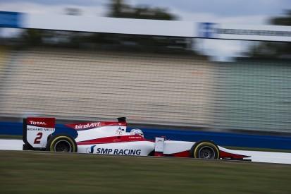 Hockenheim GP2: Sergey Sirotkin denies Pierre Gasly pole