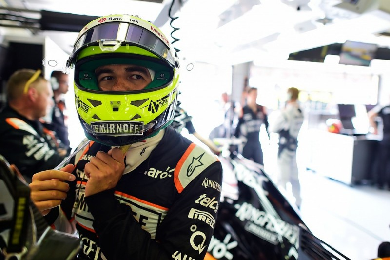 Renault F1 team wants to sign Force India's Perez for 2017
